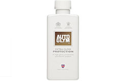 Optional extra for Gloss protectant