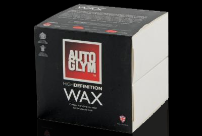 Our HD Wax optional extra